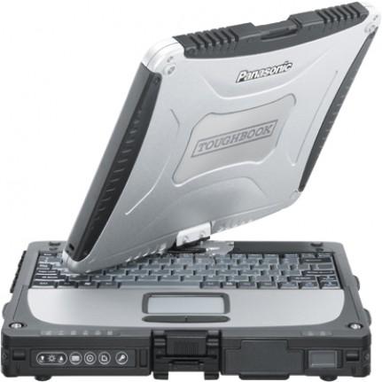 Защищенный ноутбук планшет CF-19mk5 back convertible