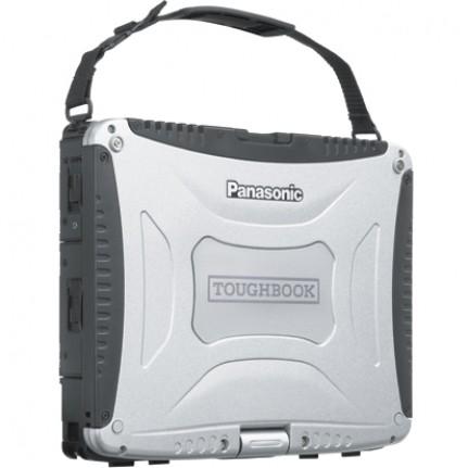 Защищенный ноутбук планшет CF-19mk5 close