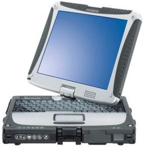 Защищенный ноутбук планшет CF-19mk5 front convertible