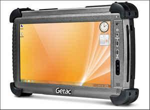 Защищенный ноутбук Getac E110