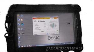 Защищенный планшет Getav E110