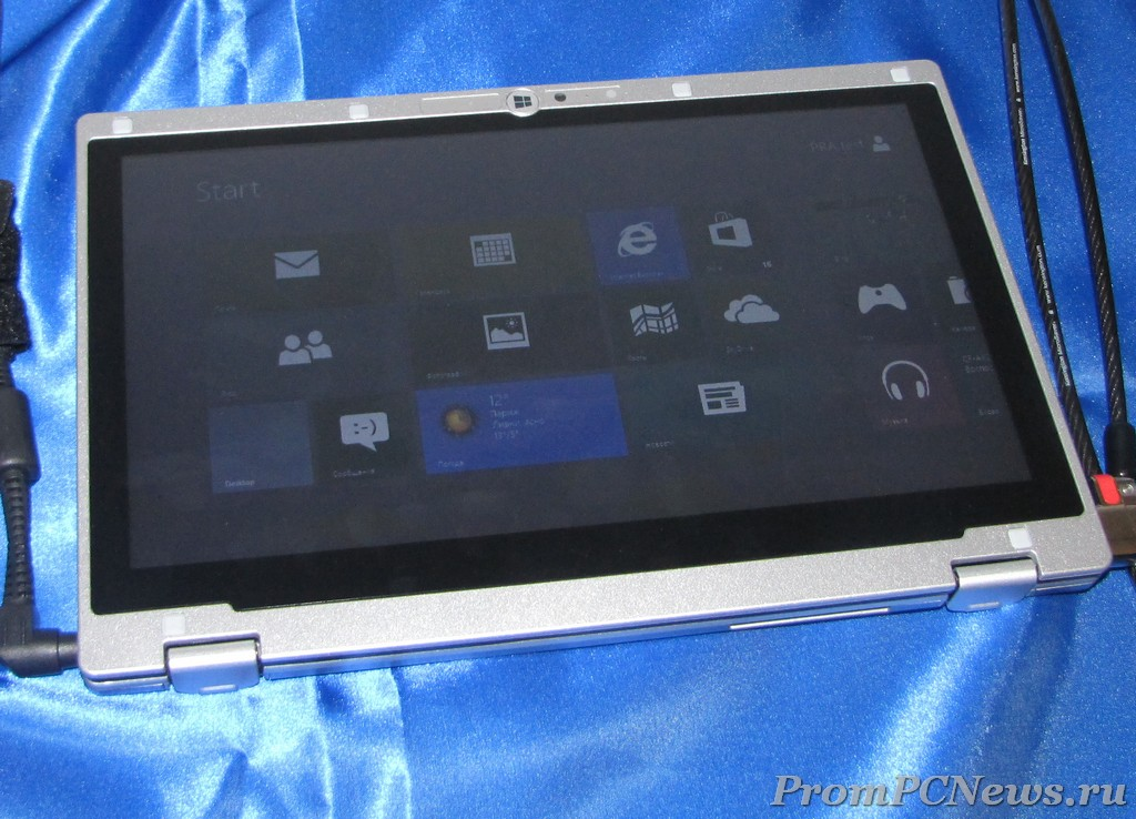 Panasonic CF-AX2 tablet