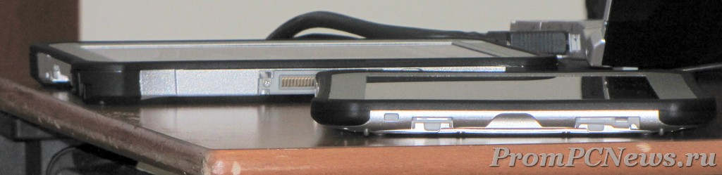 Panasonic FZ-G1 FZ-A1 sides