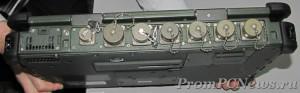 Getac X500 закрытые разъёмы