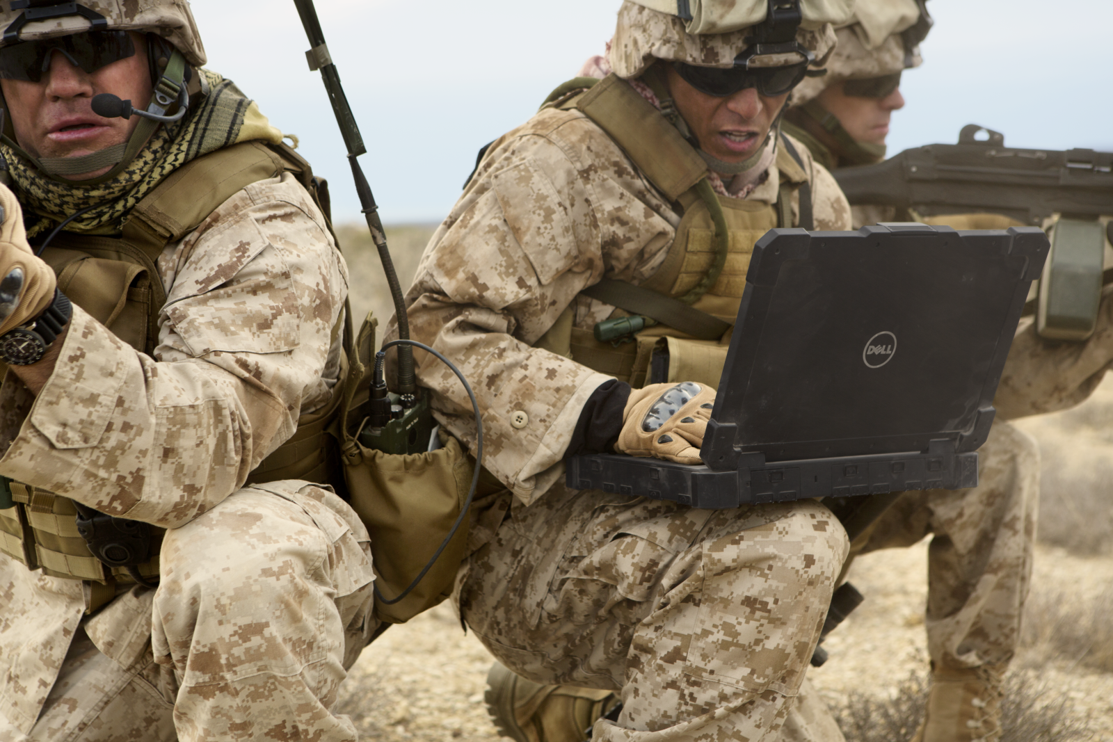 Dell Latitude Rugged Extreme Army