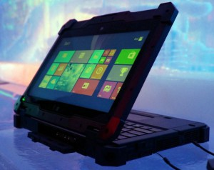 Dell Latitude 12 Rugged Extreme планшет