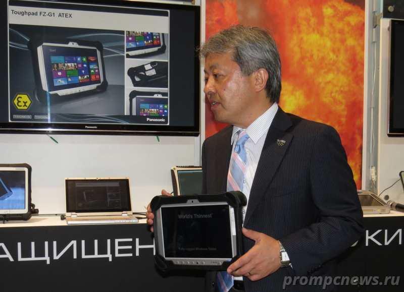 Sageo Suzuki презентует FZ-G1 ATEX